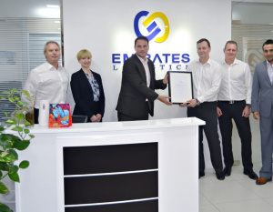 Emirates Logistics win distribution deal with Microlise