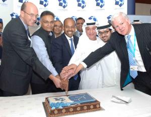 PHOTOS: IndiGo celebrates inaugural Dubai flight