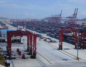 PHOTOS: TOP 5 CONTAINER PORTS IN THE WORLD