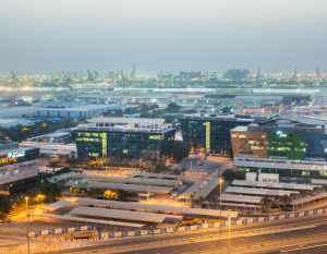 VIDEO: JAFZA complex at Jebel Ali Freezone, Dubai
