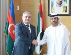 Azerbaijan seeks to boost UAE trade through Jafza