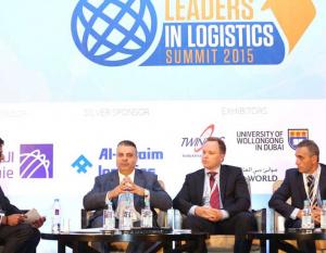 PHOTOS: Leaders in Logistics Summit 2015