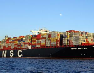 VIDEO: MSC cargo ship's foghorn Stars Wars rendition