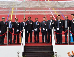 PICTURES: Oman Shipping takes delivery of new tankers