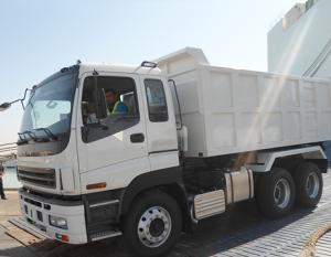 PICS: Bin lorries for Baghdad – the logistics