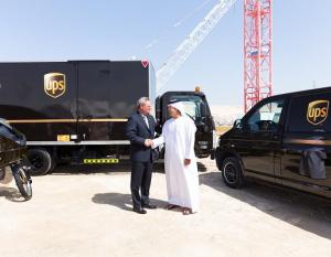 UPS to hire 1,000 for Dubai Expo 2020 logistics deal