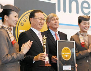 World Airline Awards: Top 10 Airline Winners 2010