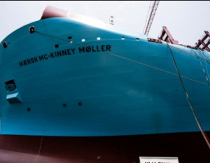 PHOTOS: The world's largest ship