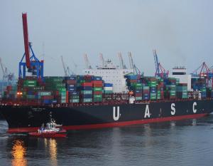 UASC mega box ships get stamp of approval at SMM