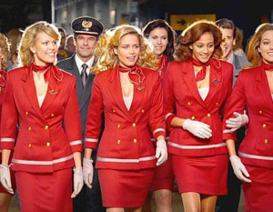 IN PICTURES: Passengers' favourite cabin crew