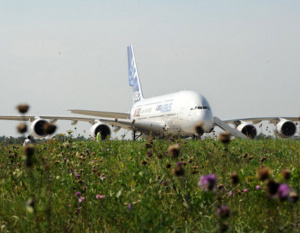 PHOTOS: Airbus A380 at MAKS 2011 Airshow in Russia
