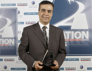 Adel Ali enters Aviation Business Hall of Fame