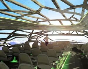 IN PICS: Airbus presents vision for 2050 aircraft