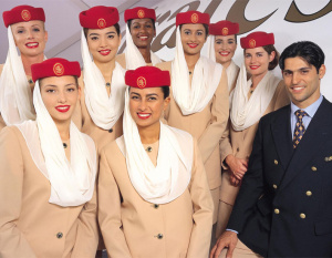 IN PICTURES: Emirates turns 25