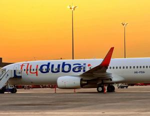 FlyDubai, GCAA, deny passenger plane was hijacked in Iranian airspace