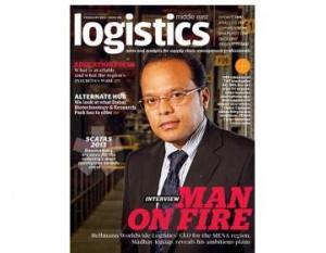MAN ON FIRE: Interview with Madhav Kurup, Hellmann