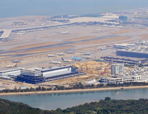 Top 10: World's busiest cargo airports in 2012