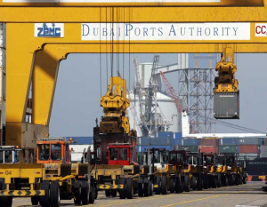 DP World adds one million TEUs of capacity at Jebel Ali