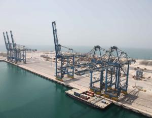 Port of call: Khalifa Port Special