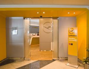 PHOTOS: Lufthansa's new Senator Lounge in Dubai