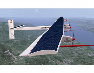 Solar planes to soar in Middle East