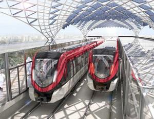 Alstom begins train production for Riyadh Metro