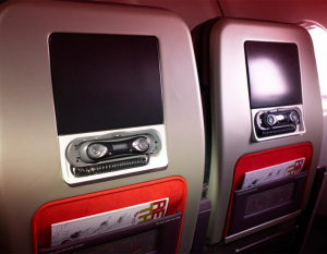 IN PICTURES: Best in-flight entertainment systems