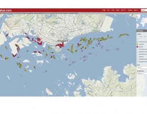 VesselsValue launches new maritime mapping service