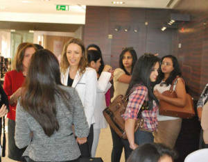 PHOTOS: Women in Logistics Middle East breakfast event