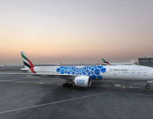 BIG PIC: Emirates reveals new Expo 2020 livery