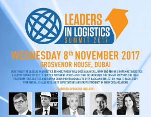 Anticipation builds for Dubai's Leaders in Logistics conference