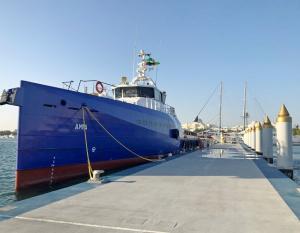 Damen delivers Fast Crew Supplier (FCS) to UAE's Marine Core & Charter