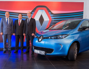 Shift becomes first rental company in Dubai to deploy electric cars