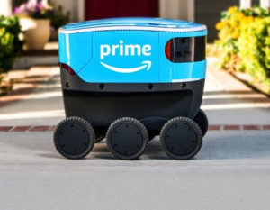 Amazon's delivery robot rolled out to more locations