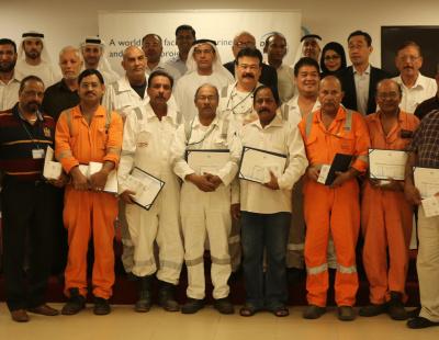 Drydocks World celebrates 30 years of shipbuilding