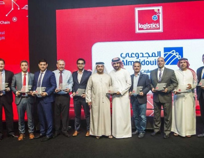 IN PICS: Winners at the Logistics Middle East Awards