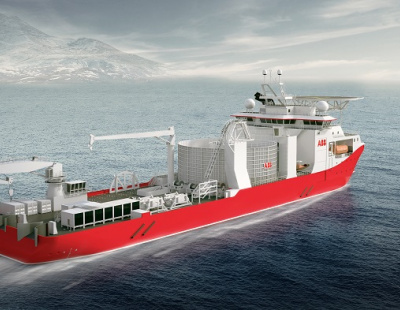 PICTURES: ABB orders most advanced cable laying vessel
