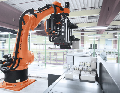 Swisslog debuts automated ACPaQ for mixed pallets