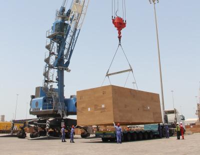 Liebherr facilitating ADP general cargo growth