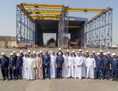 Abu Dhabi Ship Building starts Emirati trainee program