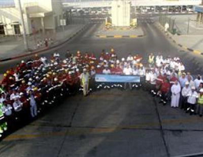 Abu Dhabi Terminals remains LTI free