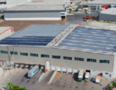 AMI Middle East installs solar plant on warehouse roof