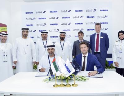 Abu Dhabi Ports orders three new tug boats