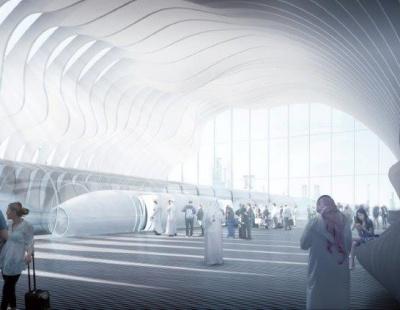 Human rides on hyperloop 'not far away' says Virgin Hyperloop CEO