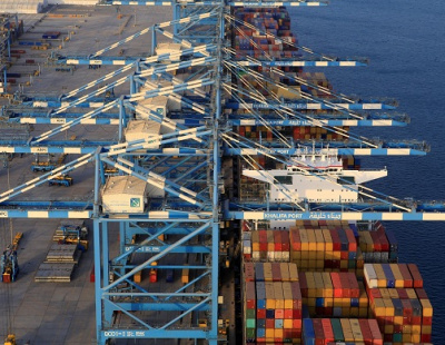 Khalifa Port sets productivity record on CMA CGM call