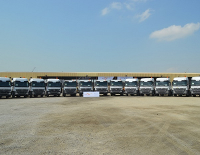 Agility invests US$7.5 million in GCC overland fleet