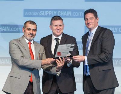 Agility wins CSR award at SCATAs 2016
