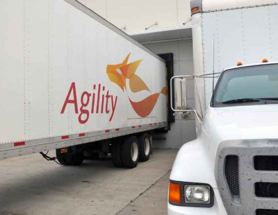 Agility revenues decline in Q3