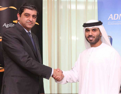 ADNEC and Agility Sign MoU