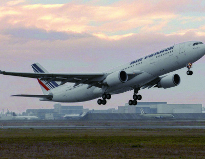 Air France flight makes emergency landing in Iran before re-routing to Dubai